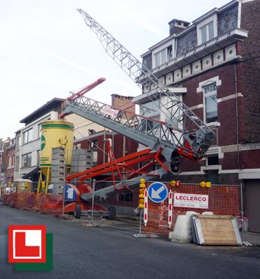 Leclercq Construction - Tilff
